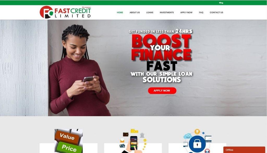 Fast Credit Loan